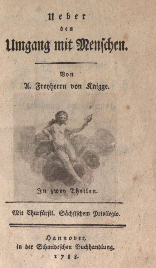 Von Adolph Knigge - Deutsches Textarchiv aufgerufen am 1. Juli 2013, Gemeinfrei, https://commons.wikimedia.org/w/index.php?curid=26995645
